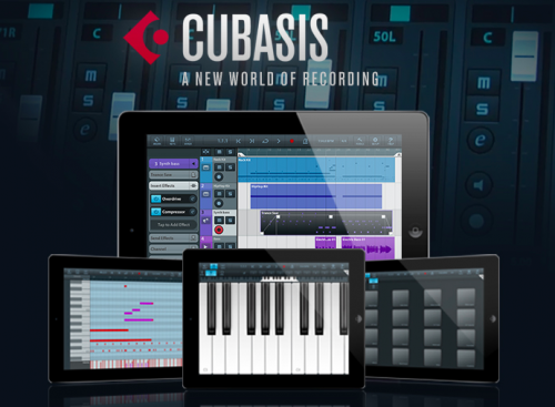 Cubasis Music ios