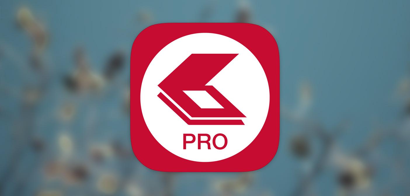FineScanner PRO ios