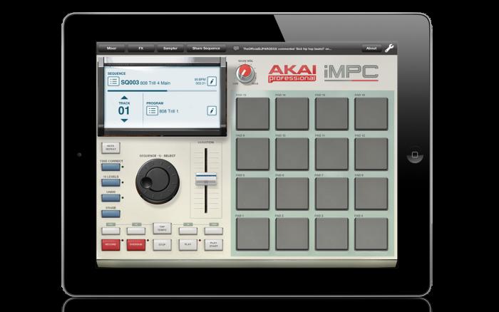 iMPC Pro Akai