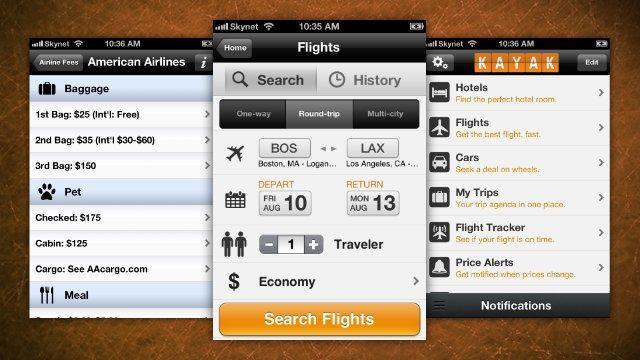 KAYAK Flights,Hotels & Cars PRO ios