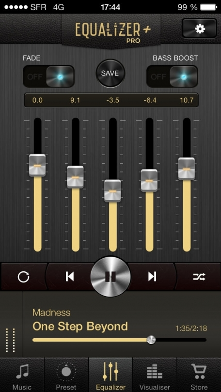 Equalizer Pro 1 9 2 IPA Cracked for IOS Download FREE