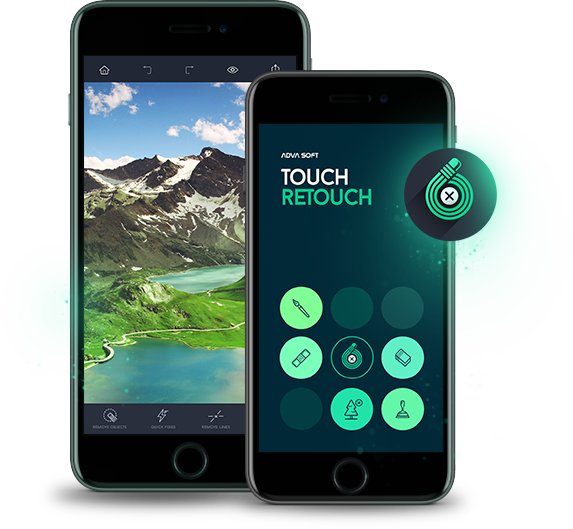 Touch Retouch ios
