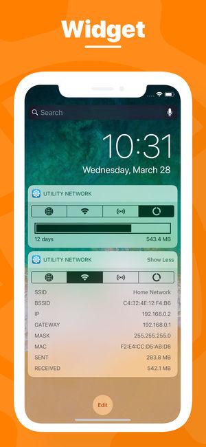 Network Utility Pro ios