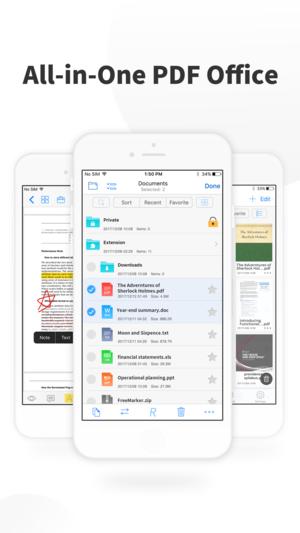 PDF Reader Pro ios