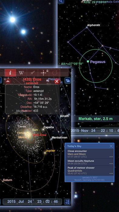 StarMap 3D ios