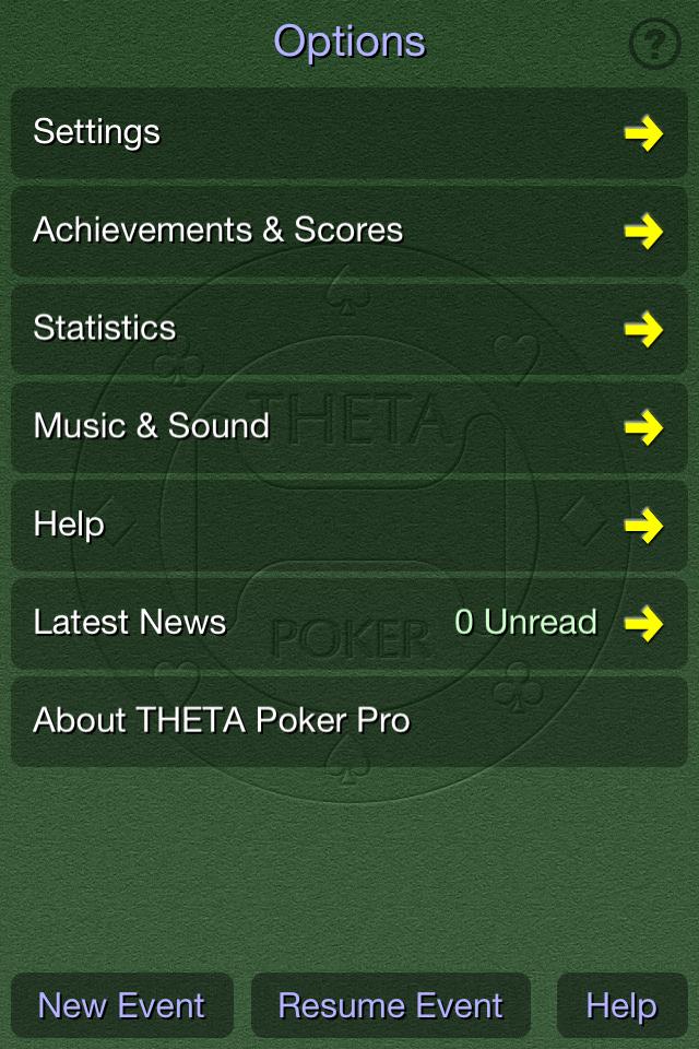 Poker Track Pro ios