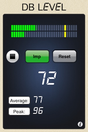 Decibel Meter ios