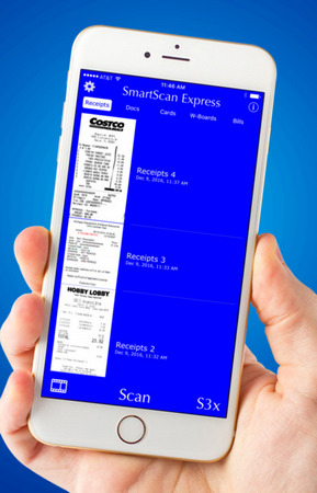 SmartScan Express ios