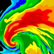 NOAA World Radar