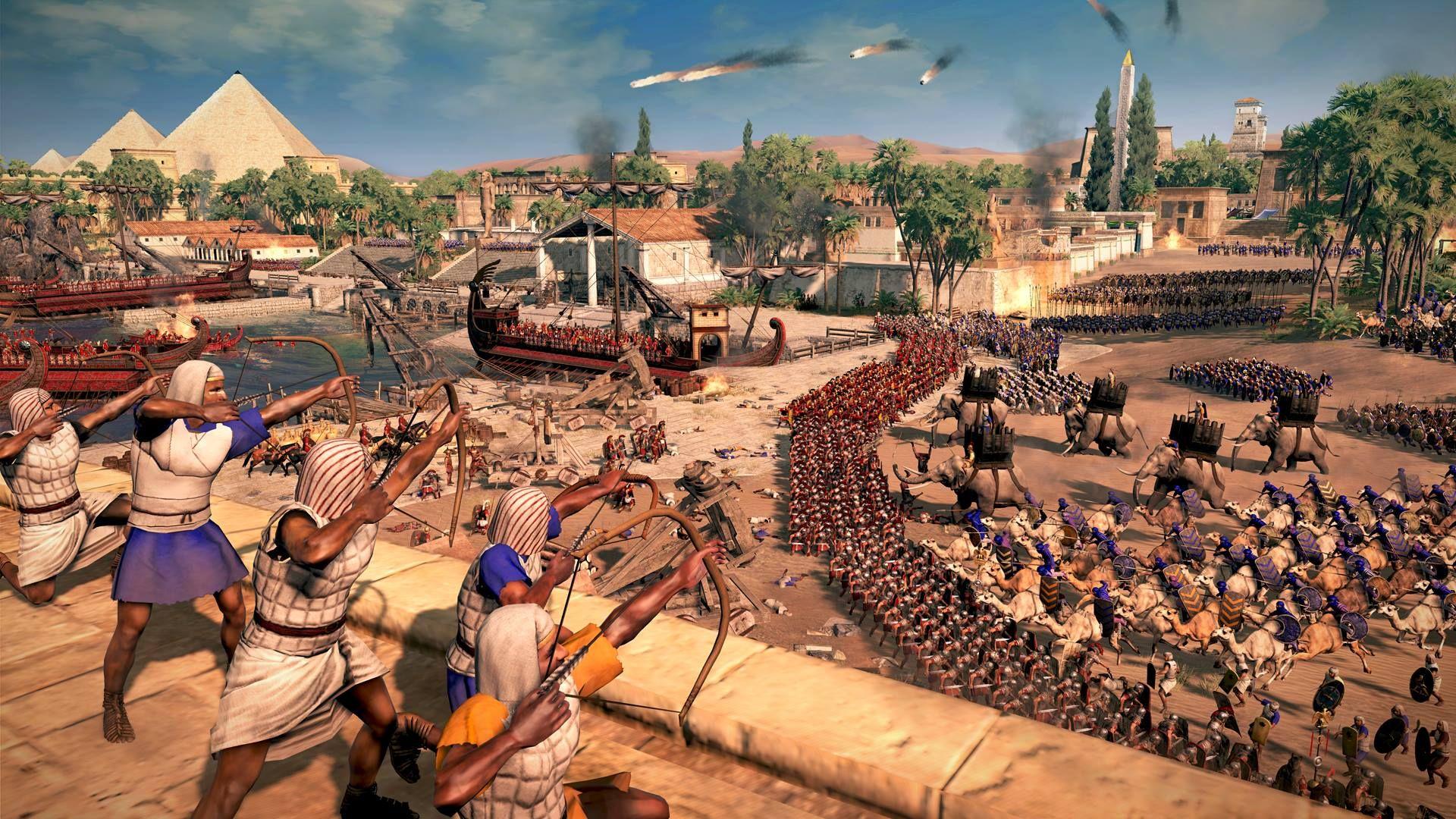 ROME: Total War - Alexander ios